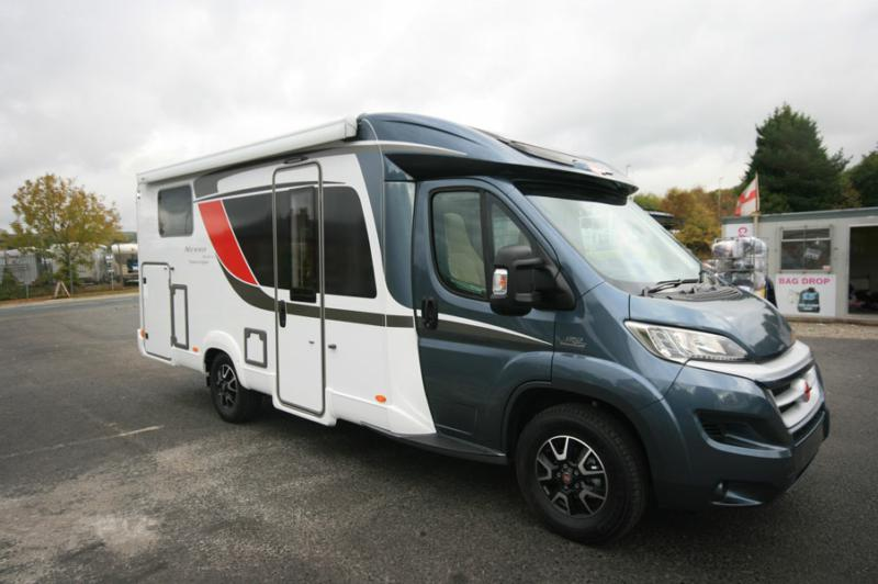 manchester motorhome dealers of Burstner