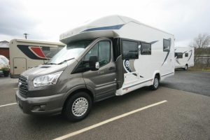 new motorhomes in north west