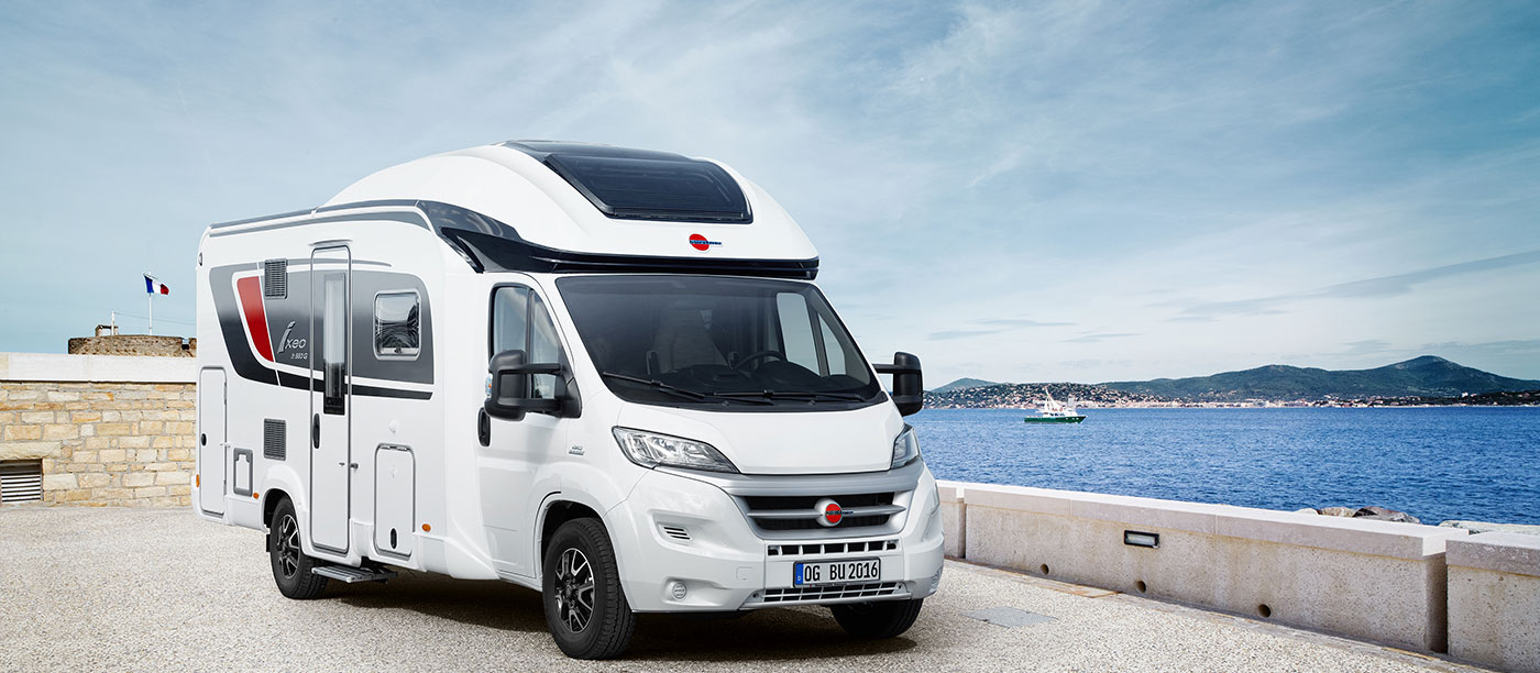 cheap burstner motorhome