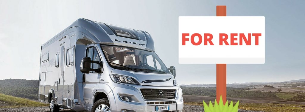renting motorhomes privately