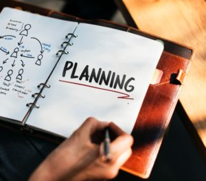 motorhome resources - planning diary
