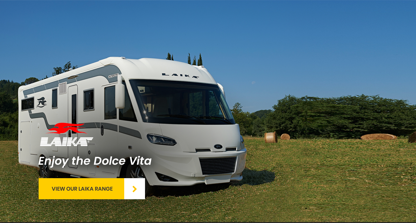 Motorhome Dealers | Motorhomes for Sale - New and Used